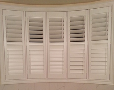 Wood And Vinyl California Shutters Ajax