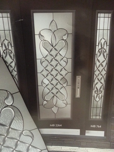 Stain Glass Door Inserts Bolton by Modern Window Fashion