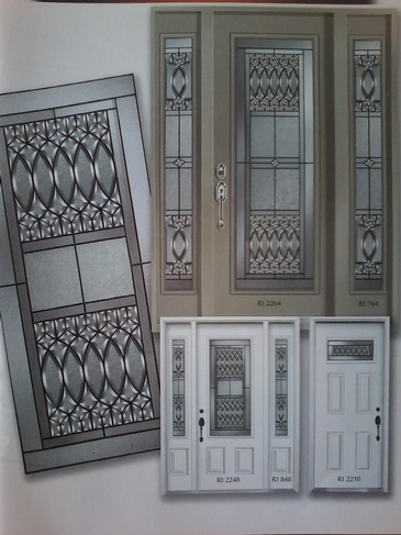 Stain Glass Door Inserts Ottawa by Modern Window Fashion