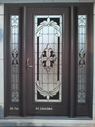 Stain Glass Door Inserts Oshawa by Modern Window Fashion