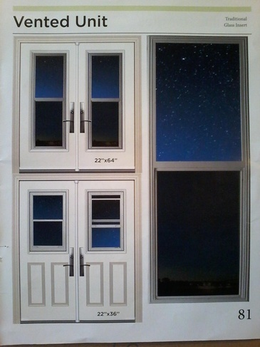 Stain Glass Door Inserts Georgetown by Modern Window Fashion