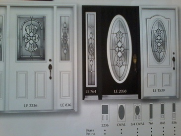 Stain Glass Door Inserts Markham at Zebradualshades.com - Modern Window Fashion