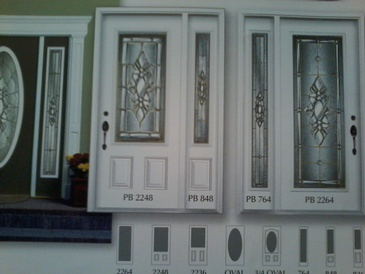 Stain Glass Door Inserts Burlington by Modern Window Fashion