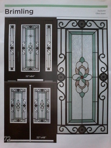 Wrought Iron Door Inserts Ottawa by Modern Window Fashion