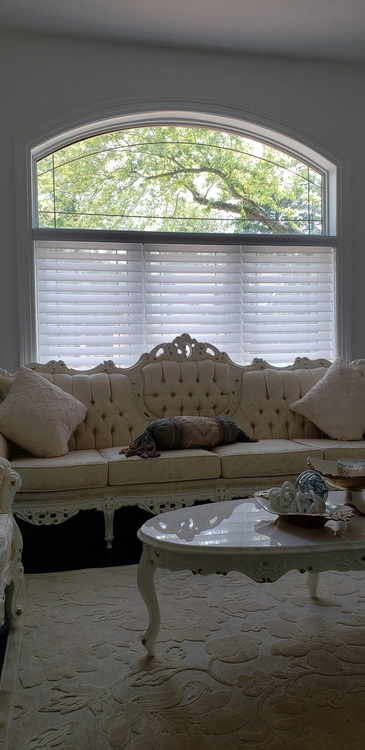 Silhouette Window Shades Canada by Modern Window Fashion