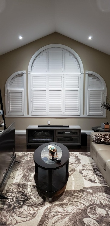 Vinyl California Shutters St. Catharines by Modern Window Fashion